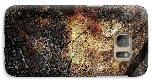 Galaxy Case featuring the photograph Tree Memories # 21 by Ed Hall