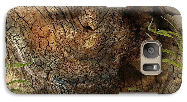 Galaxy Case featuring the photograph Tree Memories # 22 by Ed Hall