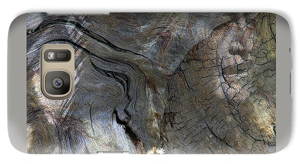 Galaxy Case featuring the photograph Tree Memories # 28 by Ed Hall