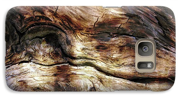 Galaxy Case featuring the photograph Tree Memories # 30 by Ed Hall