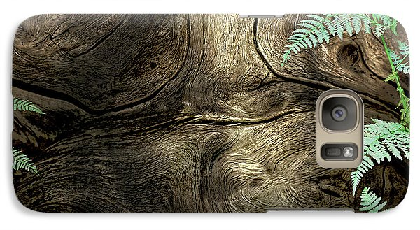 Galaxy Case featuring the photograph Tree Memories # 32 by Ed Hall