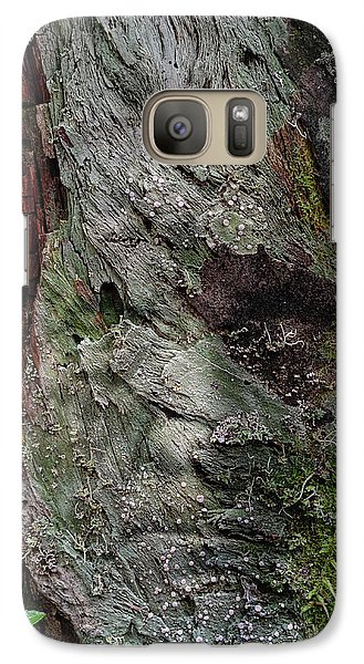 Galaxy Case featuring the photograph Tree Memories # 38 by Ed Hall