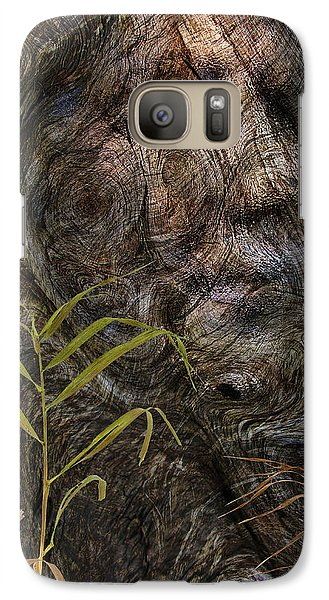 Galaxy Case featuring the photograph Tree Memories # 39 by Ed Hall