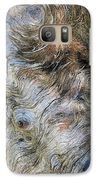 Galaxy Case featuring the photograph Tree Memories # 40 by Ed Hall