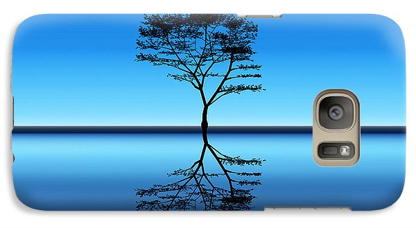 Galaxy Case featuring the photograph Tree Of Life by Bernd Hau