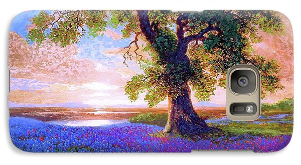 Tree Of Tranquillity Galaxy S7 Case