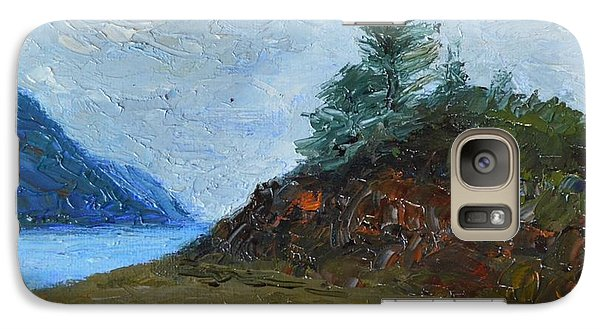 Tree On Turnagain Galaxy S7 Case