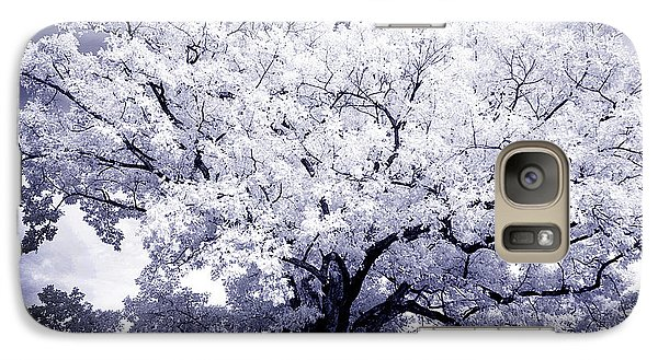 Galaxy Case featuring the photograph Tree by Paul W Faust - Impressions of Light