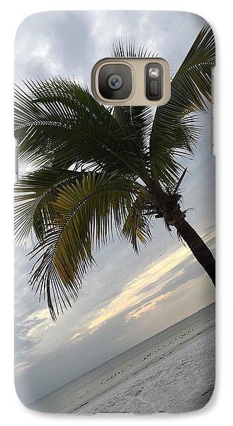 Galaxy Case featuring the photograph Tree Pose by Jean Marie Maggi