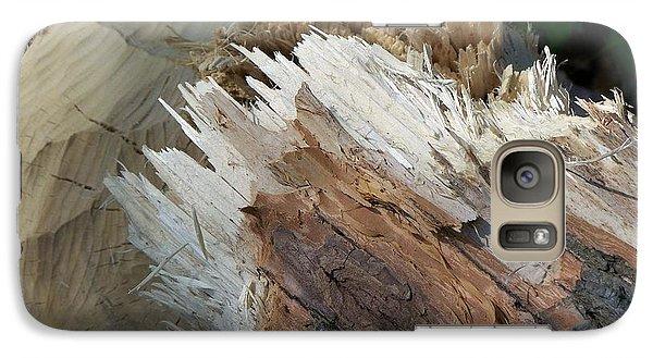 Tree Stump Galaxy S7 Case