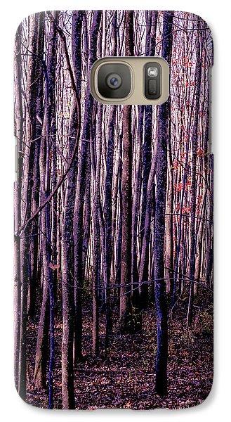 Treez Magenta Galaxy S7 Case
