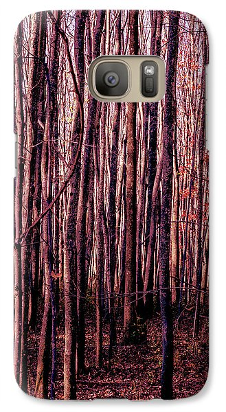 Treez Red Galaxy S7 Case