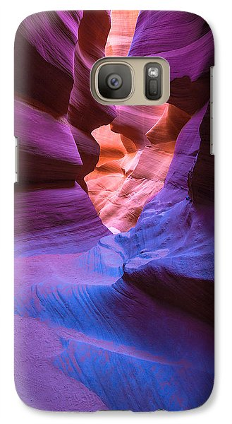 Tri-color- Lower Antelope Canyon Galaxy S7 Case