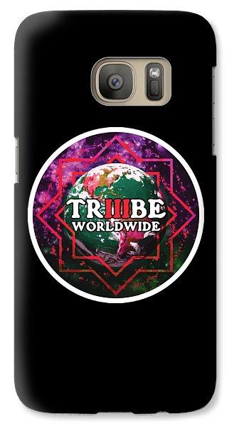 Triiibe Worldwide By Lorcan Galaxy S7 Case