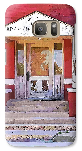 Galaxy Case featuring the photograph Trinity Or Trinidad by Cynthia Powell