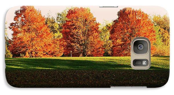 Trinity Trees Galaxy S7 Case