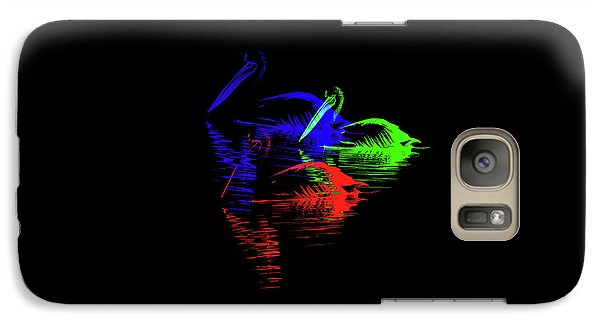 Pelican Galaxy S7 Case - Tripolar by Az Jackson