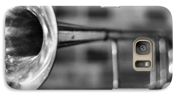 Trombone Galaxy S7 Case - Trombone by David  Hubbs
