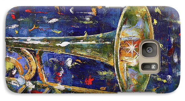 Trombone Galaxy S7 Case - Trombone by Michael Creese