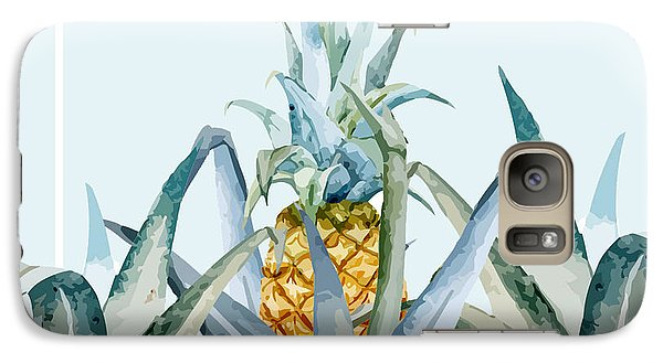 Tropical Feeling  Galaxy Case by Mark Ashkenazi