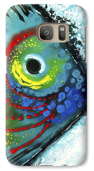 Tropical Fish Galaxy S7 Case
