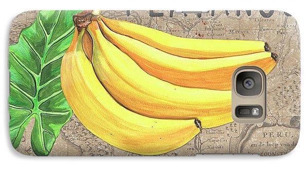 Tropical Palms 4 Galaxy Case by Debbie DeWitt