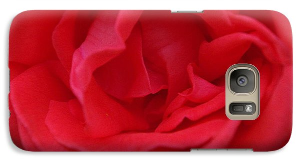 Galaxy Case featuring the photograph Tropicana Rose by Robyn Stacey
