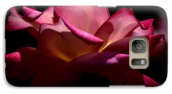 Galaxy Case featuring the photograph True Beauty by Lori Seaman