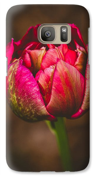 Galaxy Case featuring the photograph True Colors by Yvette Van Teeffelen