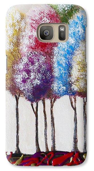 Truffula Forest Galaxy S7 Case