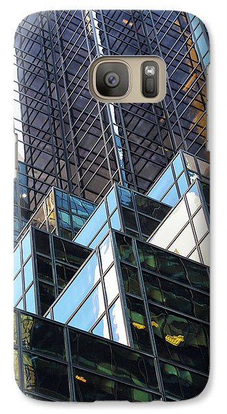 Galaxy Case featuring the photograph Trump Tower by Mitch Cat