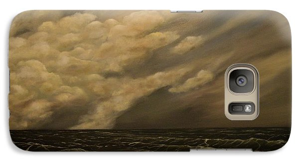 Galaxy Case featuring the painting Tuesday Morning by John Stuart Webbstock