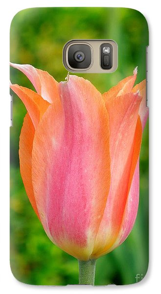 Galaxy Case featuring the photograph Tulip by Chad and Stacey Hall