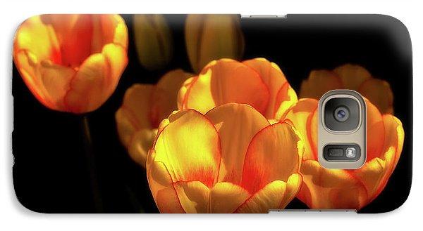 Tulip Festival Participants Galaxy S7 Case