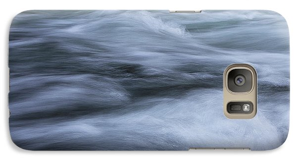 Galaxy Case featuring the photograph Turbulence 2 by Mike Eingle