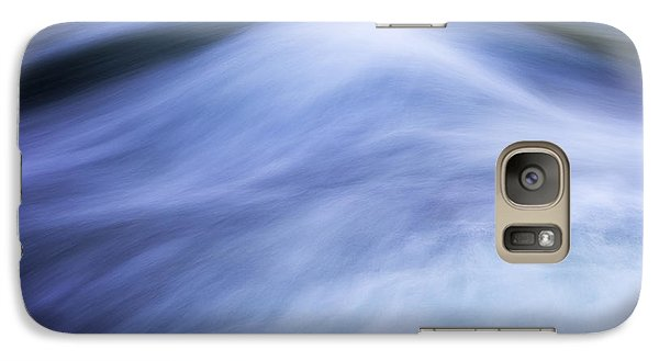 Galaxy Case featuring the photograph Turbulence 3 by Mike Eingle