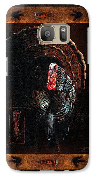 Turkey Galaxy S7 Case - Turkey Lodge by JQ Licensing