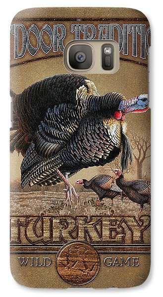 Turkey Galaxy S7 Case - Turkey Traditions by JQ Licensing