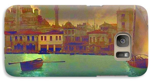 Turkish  Moonlight Galaxy S7 Case