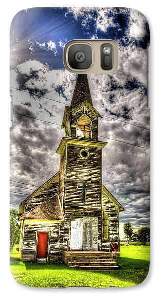 Galaxy Case featuring the photograph Turnbridge Church Nd by Kevin Bone