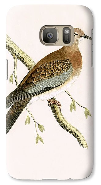 Turtle Dove Galaxy S7 Case