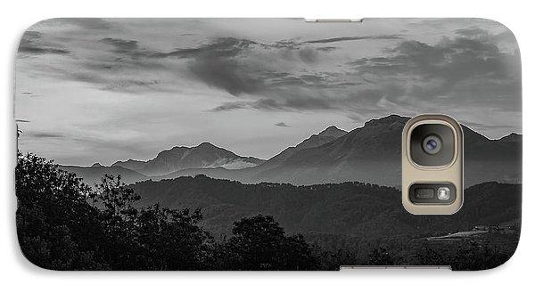 Tuscan Hills Galaxy S7 Case