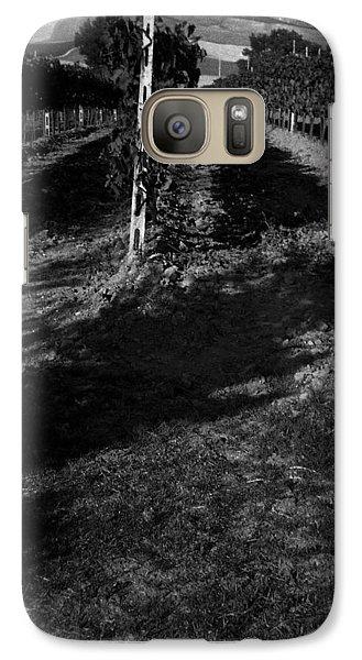 Tuscan Vineyard Galaxy S7 Case