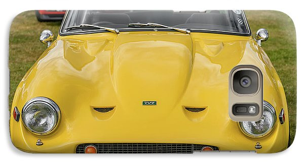 Galaxy Case featuring the photograph Tvr Vixen S2 1969 by Adrian Evans