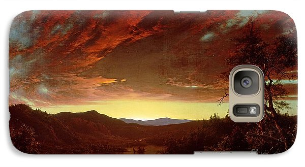 Twilight In The Wilderness Galaxy S7 Case