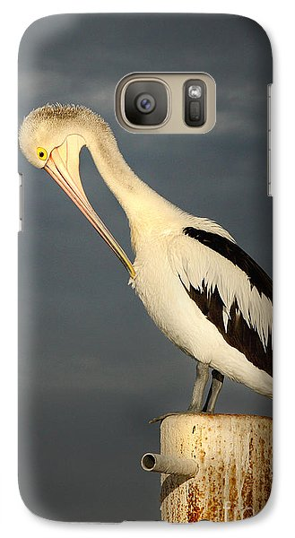 Galaxy Case featuring the photograph Twilight by Marion Cullen