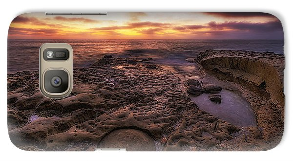Twilight On The Pacific - California Coast Galaxy S7 Case