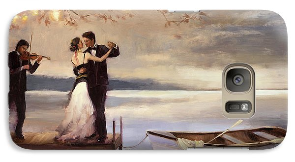Twilight Romance Galaxy S7 Case by Steve Henderson