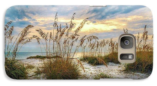 Twilight Sea Oats Galaxy S7 Case