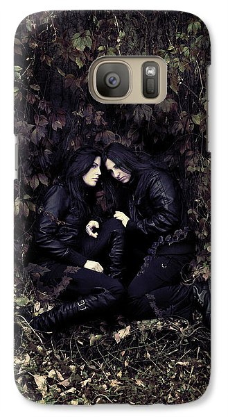 Twins Galaxy Case by Cambion Art